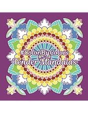 Tender Mandalas #ColorByColors