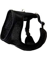RC Pet Products Cirque Soft Walking 10 to 20-Pound Dog Harness, Black