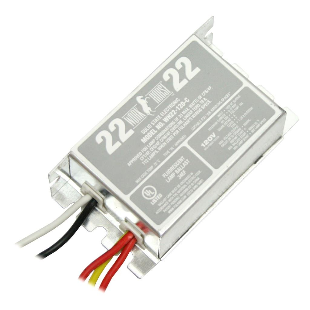 Best Rated In Plant Germination Ballast Assemblies Helpful Fulham Wiring Diagram 10007 Wh22 120 C Workhorse 22 Product Image