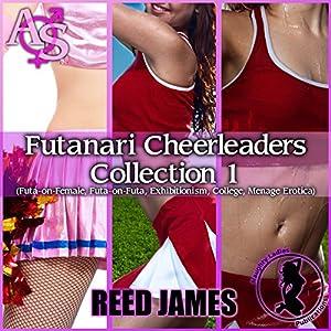 Futanari Cheerleaders Collection 1 Audiobook