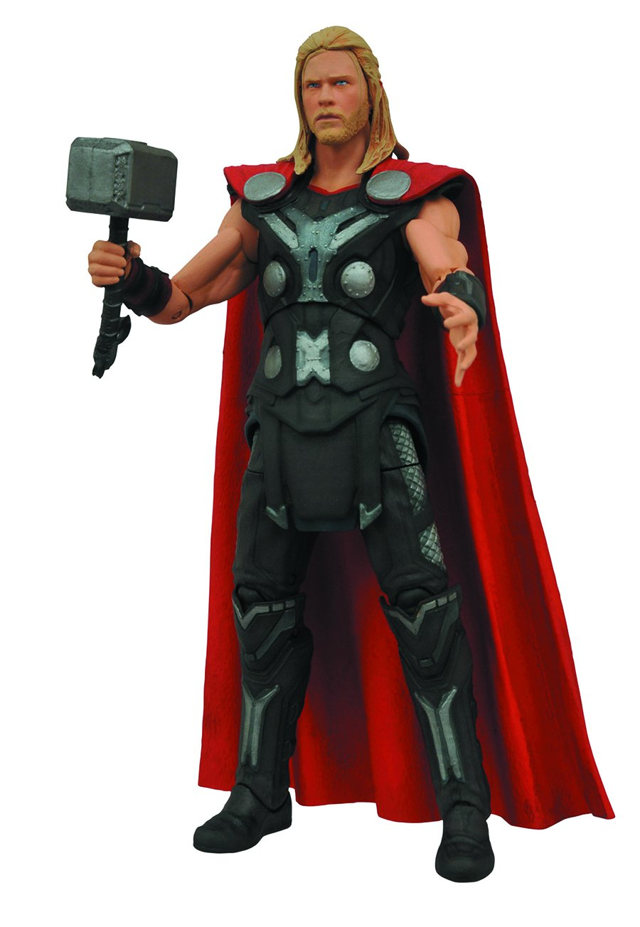 Marvel Select - Avengers 2 Thor Special Coll. Fig.