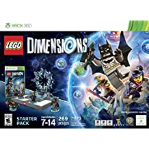 LEGO Dimensions Starter Pack - Xbox 360 Starter Pack Edition