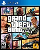Grand Theft Auto V - PlayStation 4 Standard Edition