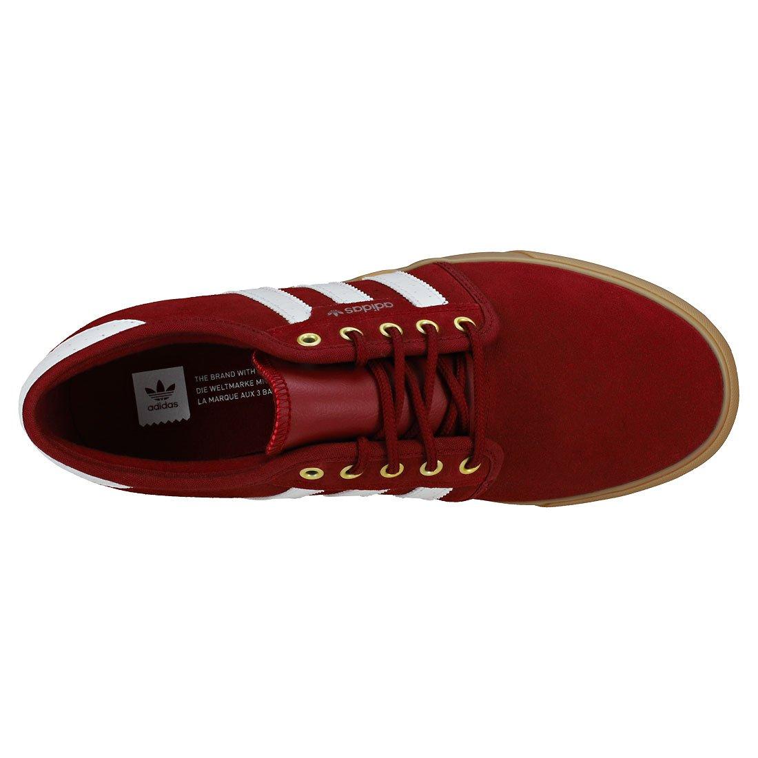 Adidas Herren 000) Seeley Skateboardschuhe Rot (Buruni/Ftwbla/Dormet 000) Herren 187a44