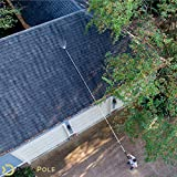 DocaPole 6-24 ft Ultimate Roof Cleaning Kit with 20