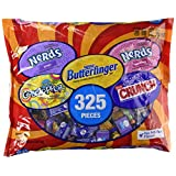 Nestle Assorted Halloween Chocolate/Sugar Candy, 325 Count (96 Oz Each), 6 lb