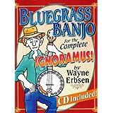 Bluegrass Banjo for the Complete Ignoramus (Book & CD set)