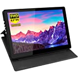 Portable Touch Monitor,Corkea 8.9 Inch 1920×1200 IPS Display with Dual USB-C and HDMI Input,HDR,Slim and Lightness,S Built-in