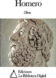 Obras de Homero (Spanish Edition)