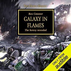 Galaxy in Flames Hörbuch