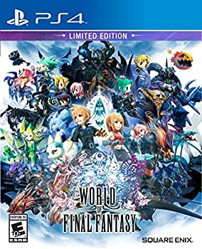 World of Final Fantasy Limited Edition for PS4
