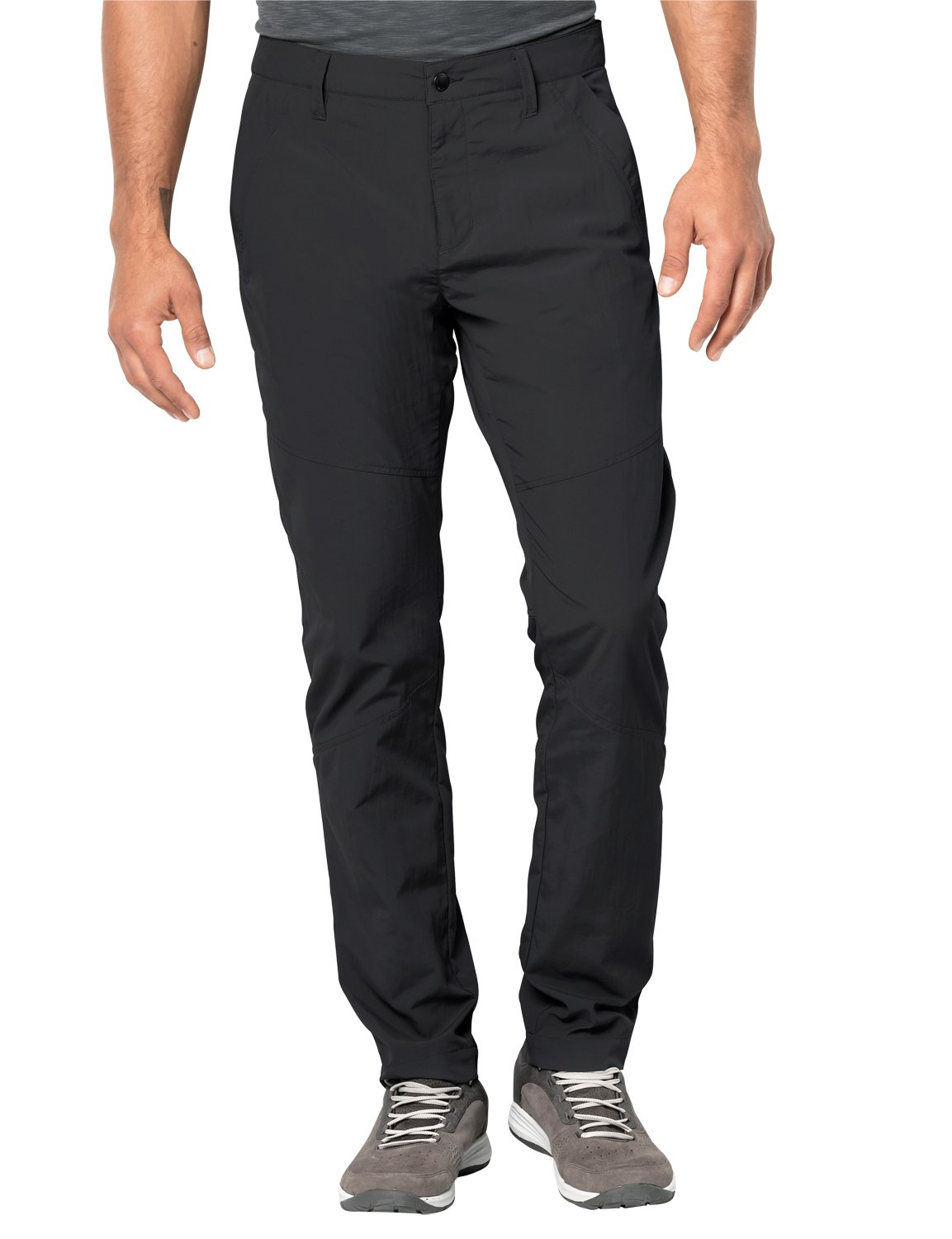 Jack Wolfskin Desert Valley Pants Men Phantom 2019 Hose lang