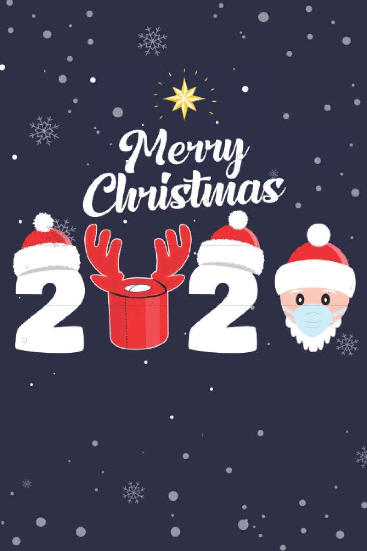 merry christmas 2020: merry christmas 2020 santa mask Mask ...