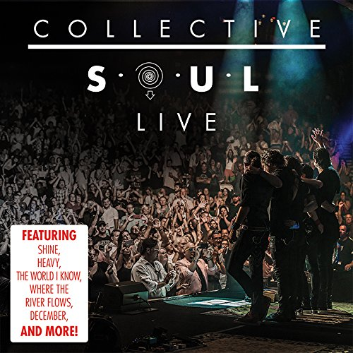 CD : Collective Soul - Live (CD)
