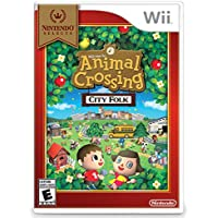 Animal Crossing: City Folk for Wii