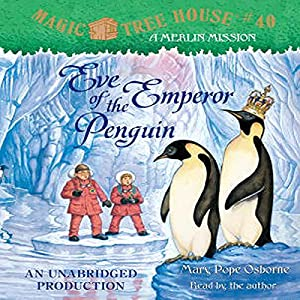 Magic Tree House, Book 40 Audiobook