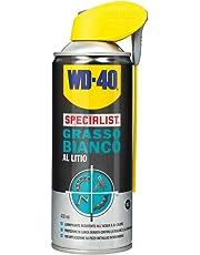 WD-40 SPECIALIST - Grasso Bianco al Litio Spray con Sistema Doppia Posizione - 400 ml