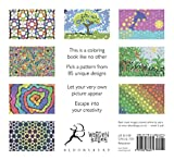 Crystal Cave: The Ultimate Geometric Coloring Book