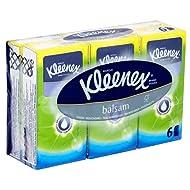 Kleenex Balsam Pocket Packs (9 per pack x 6)