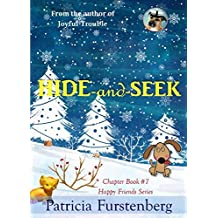 Hide-and-Seek, Chapter Book #7: Happy Friends, diversity stories children's series