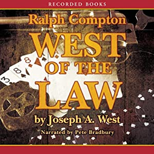 West of the Law Audiobook