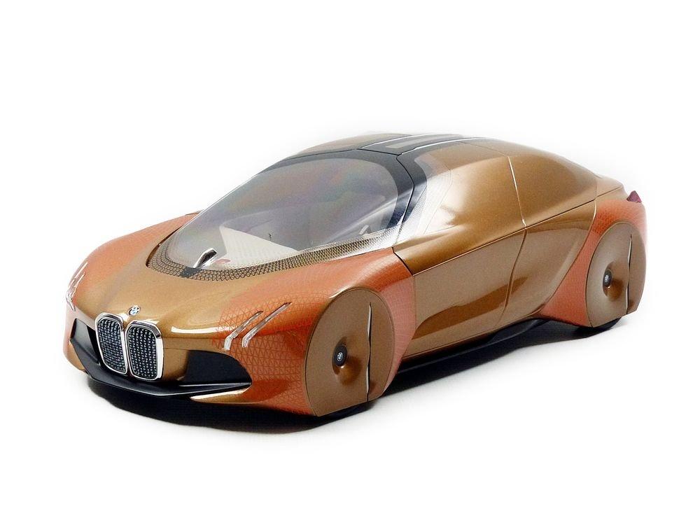 Norev 80432406146 BMW Vision Next 100 – Maßstab 1/18, Kupfer