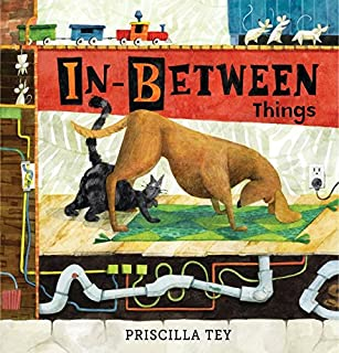 Book Cover: In-Between Things