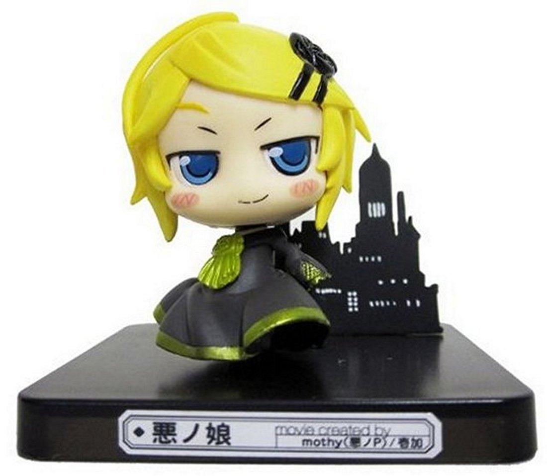 Vocaloid Vignetteum Cute Mini Figure-Rin Kagamine Aku no Musume Version