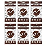PUR Gum, Chocolate Mint, 330 pieces - Aspartame Free, Sugar Free, 100% Xylitol, Natural Chewing Gum, Non GMO, Vegan