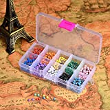 500 Pieces Map Push Pins Map Tacks Plastic Round