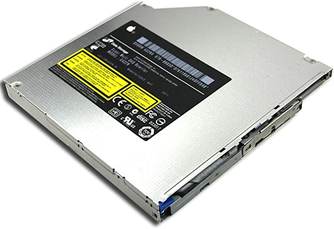 Amazon.com: New for Apple iMac 8X DVD DL Superdrive HL-DT-ST DVDRW GA32N Super Multi DVD-RAM DVD-RW 24X CD-RW Burner All-in-One Desktop PC Internal Slot-in 12.7mm SATA Optical Drive Replacement: Computers & Accessories