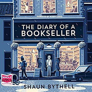 The Diary of a Bookseller Audiobook