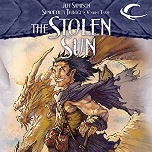 The Stolen Sun Audiobook