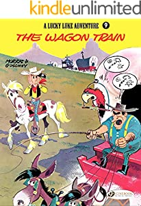 Lucky Luke - Volume 9 - The Wagon Train