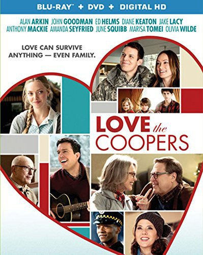 Blu-ray : Love the Coopers (2 Disc)