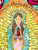Our Lady of Guadalupe 5x7 Mystical Rose