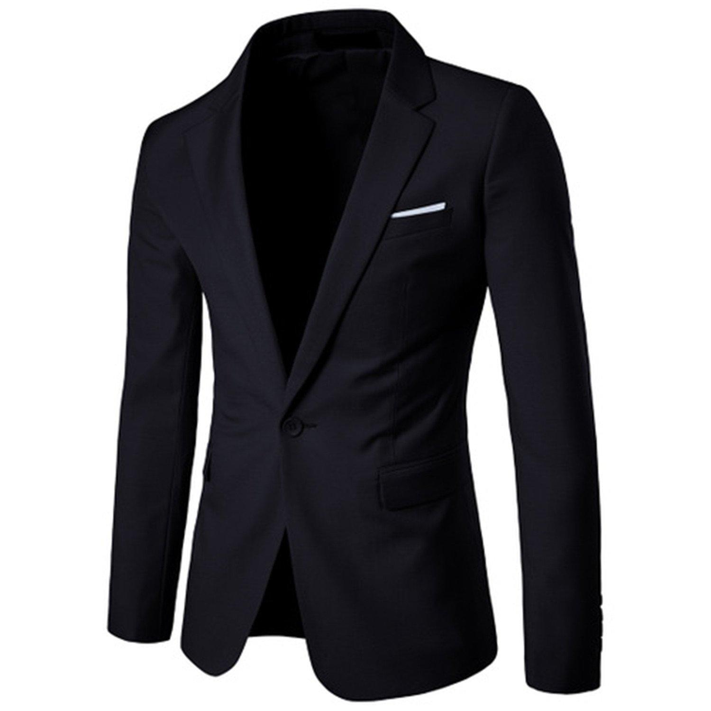 d81dd5b8d Black Mandaartins Men Wedding Jackets Suit Suit Suit Blazers Slim ...