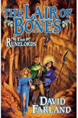 The Lair of Bones: The Fourth Book of The Runelords Kindle Edition