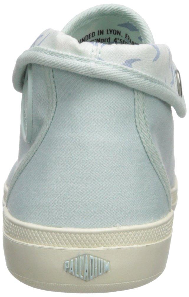 Palladium Women's B074B4D2SP Adventure CVS Sneaker B074B4D2SP Women's 5.5 B(M) US|Green 43a8a3