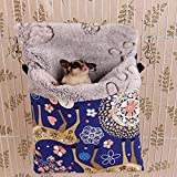 Loghot Cotton Small Pet Hanging Bed Sleep Pouch