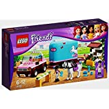 LEGO Friends Emmas Horse Trailer 3186 [Toy] (japan import)