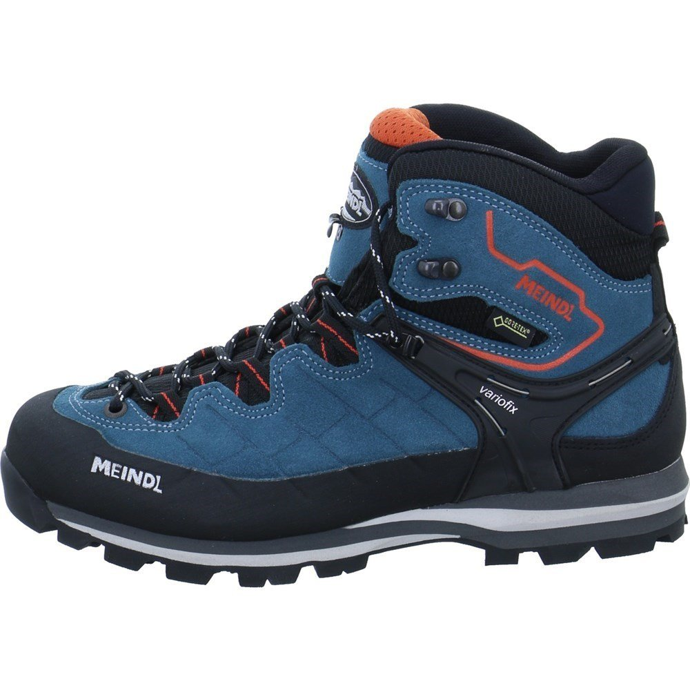 Petrol bleu Meindl Litepeak GTX, Chaussures de Randonnée Hautes Homme