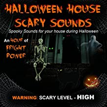 HALLOWEEN HOUSE SCARY SOUNDS