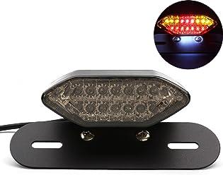 lampe clignotante lampe de secours plaque Tuincyn Bule LED Ampoules 800 lumens 4014 24 SMD T10 W5 W 2825 168 pour lampes dint/érieur pack de 2