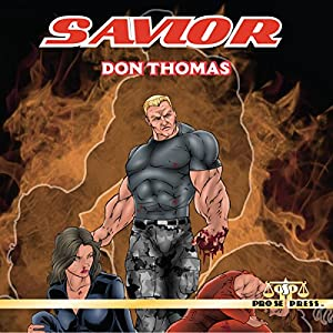 Savior Audiobook