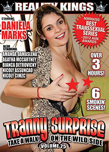 Tranny surprise hd