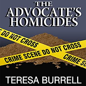 The Advocate's Homicides Audiobook
