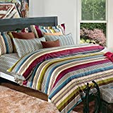 North Home - Milano 100% Cotton 4pc Duvet Cover Set (Queen)