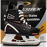 PowerTek V3.0 Tek Adjustable Hockey Skate YTH10-YTH13