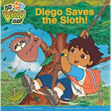 Diego Saves the Sloth (